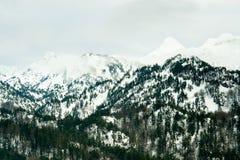 Bergen van larra-Belagua Royalty-vrije Stock Afbeeldingen