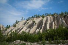 Bergen van Russi Stock Afbeelding