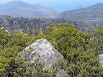 Bergen van Zuid-Afrika stock afbeelding