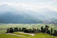 Bergen van Zuid-Tirol Royalty-vrije Stock Foto's