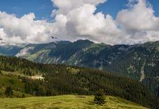 Bergen van Zuid-Tirol Royalty-vrije Stock Foto