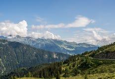 Bergen van Zuid-Tirol Royalty-vrije Stock Fotografie