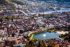 Bergen Royalty Free Stock Photos