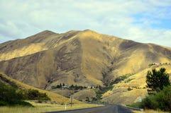 Bergen in Washington Oregon Idaho stock afbeelding