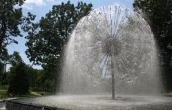 Berger Brunnen in Minneapolis Minnesota Stockbild