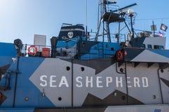 Berger de mer Image libre de droits