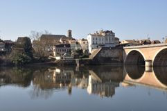 Bergerac Royalty Free Stock Photos