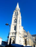 Bergerac cathedral Stock Photography
