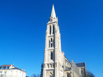 Bergerac cathedral Stock Image
