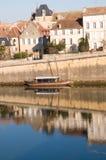 Bergerac en France Photo stock