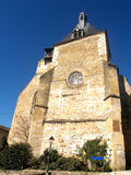 Bergerac Saint Jacques church Royalty Free Stock Photography
