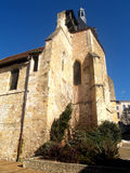 Bergerac Saint Jacques church Royalty Free Stock Photo