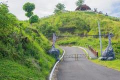 Berget parkerar royaltyfri bild