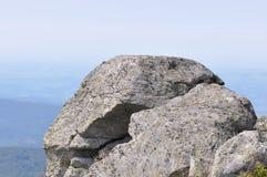 Berget vaggar detaljen royaltyfria bilder