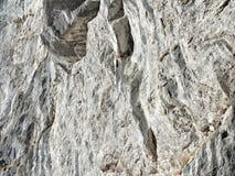 Berget vaggar textur royaltyfri fotografi