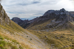 Bergfält Arkivbilder