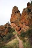 Berggipfel Stockbilder