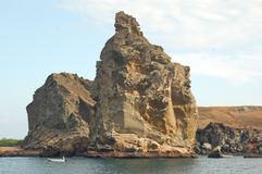 Berggipfel-Felsen Lizenzfreies Stockbild