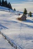 Berghütte Stockfotos