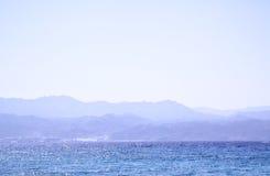 berghav Arkivfoto