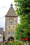 Bergheim (Alsace) Stock Image