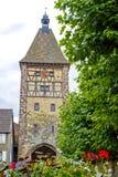Bergheim (Alsace) Stock Image