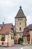 Bergheim (Alsace) Stock Images