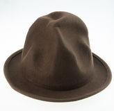 Berghoed of vivienne westwood hoed Royalty-vrije Stock Foto's