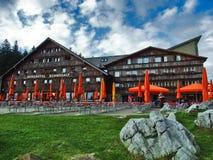 Berghotel Schwagalp photo stock