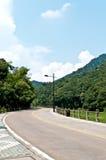 Berghuvudväg Arkivbilder