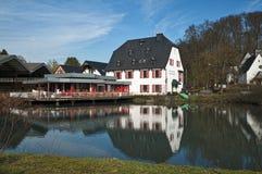 Bergisches土地 库存图片