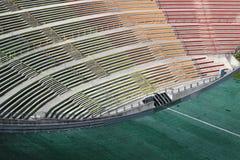 Bergisel Sprungschanze Stadion, Innsbruck, Oostenrijk Stock Foto's