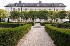 BERGISH GLADBACH, GERMANY - SEPTEMBER 18, 2016: Restaurant Vendome Royalty Free Stock Photo