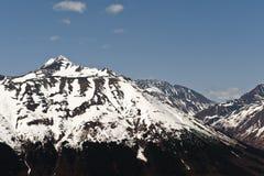 Bergketen Royalty-vrije Stock Fotografie