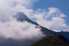 Bergketen stock foto