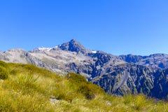 Bergketen rond Arthurs-Pas stock afbeeldingen