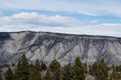 Bergketens Stock Fotografie