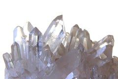 Bergkristall Stockbild