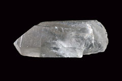 Bergkristall Lizenzfreie Stockfotos