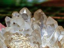 Bergkristall Lizenzfreie Stockbilder