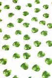 Bergkristallhintergrund Bergkristalle masern, wie Hintergrund weißes Studiofoto lokalisierte Blings-Bergkristall-Kristallmuster r Lizenzfreie Stockfotografie