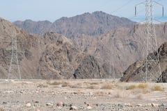 Berglandschaft, Ägypten, Süd-Sinai Stockbilder