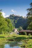 Berglandschaft Lizenzfreies Stockfoto