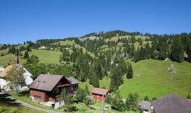 Berglandschaft Lizenzfreie Stockfotografie