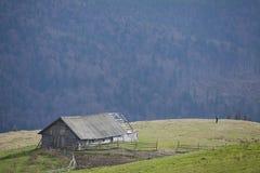 Berglandschaft lizenzfreie stockfotos