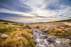 Berglandschaft Stockfoto