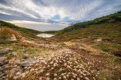 Berglandschaft lizenzfreies stockbild