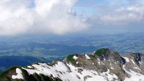 Berglandschaft in den Schweizer Alpen Stockbild