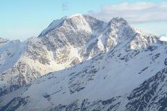 Berglandschaft des Nord-Kaukasus lizenzfreie stockfotografie