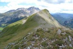 Berglandschaft in Frankreich Lizenzfreies Stockfoto